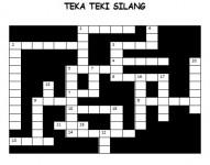 Indonesian Crosswords